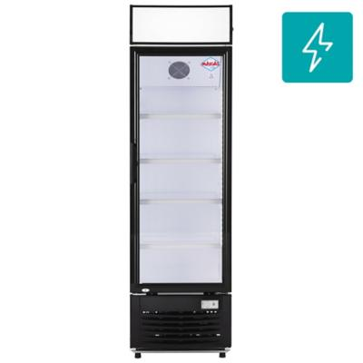 Visi-Cooler aire forzado 268 litros blanco