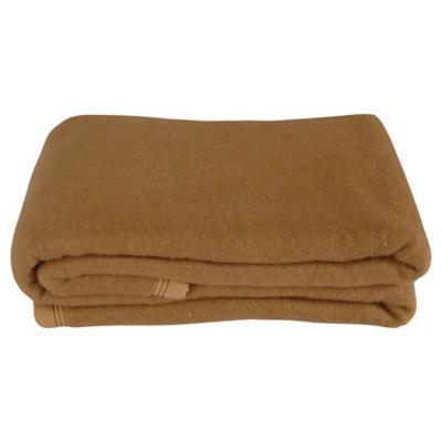 Frazada 1,5 plazas lana