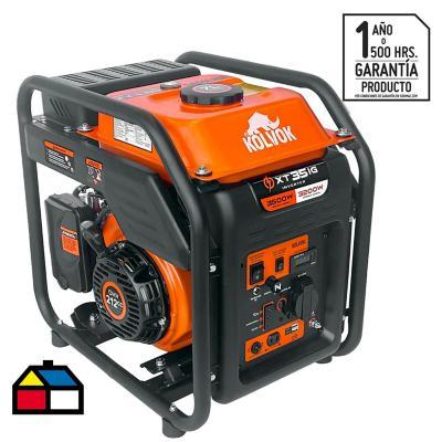 Generador eléctrico inverter a gasolina 3500W
