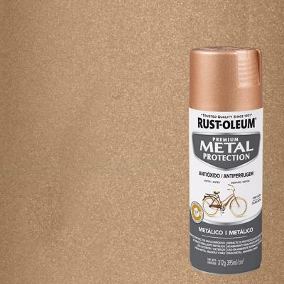 Pintura en spray brillante 340 gr oro