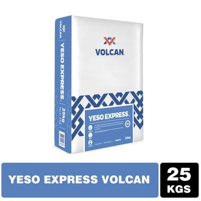 Yeso Express Volcán saco 25 kg