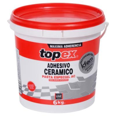 Adhesivo cerámico en pasta 6 kg