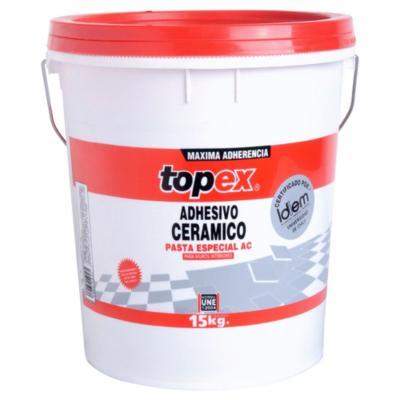 Adhesivo cerámico en pasta 15 kg