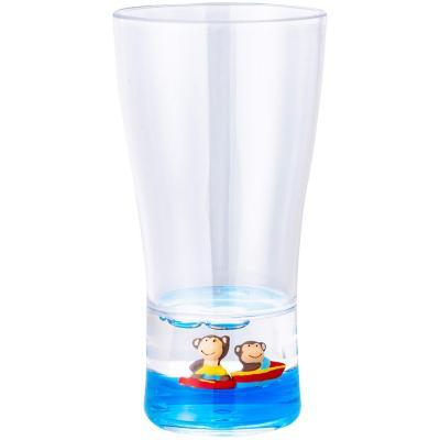 Vaso para baño transparente