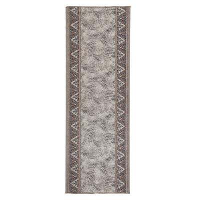 Alfombra pasillo pasillo 67x180 Eiger gris