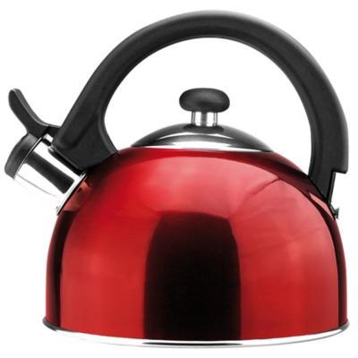 Tetera acero inoxidable 2 litros rojo