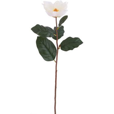 Yulan artificial 84 cm blanco