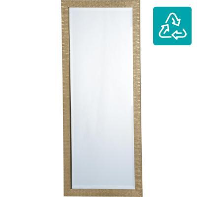 Espejo dorado Lux 50x120 cm