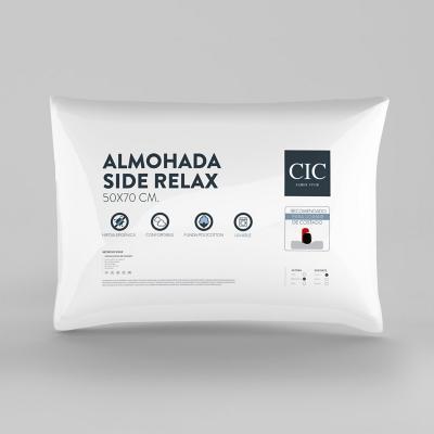 Almohada fibra Side Relax