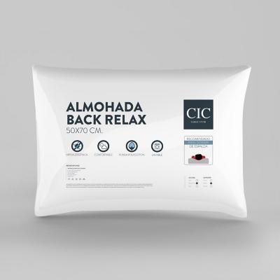 Almohada fibra Back Relax