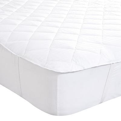Cubrecolchón 2 plazas 150x200 cm blanco