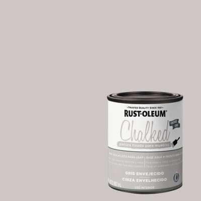 Chalked pintura tizada Gris Envejecido 0,887L