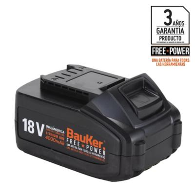 Batería recargable 18V 4,0 Ah