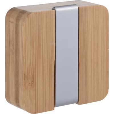 Gancho cuadrado plegable 7x7x2,5 cm