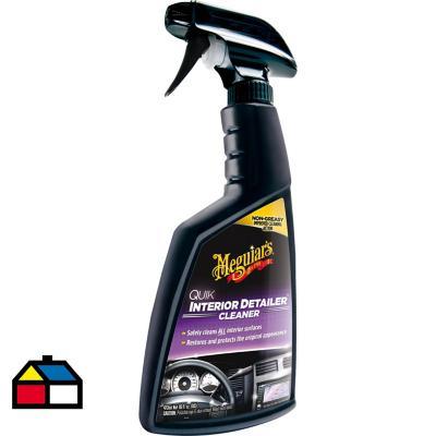 Limpia interior en spray para auto 473 ml