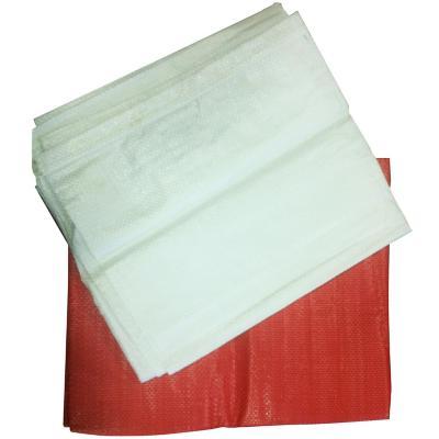 Pack de 5 sacos para escombros 65x90 cm rojo
