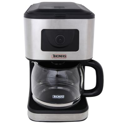 Cafetera eléctrica 3 litros gris