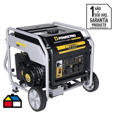 Generador eléctrico inverter a gasolina 7500 W