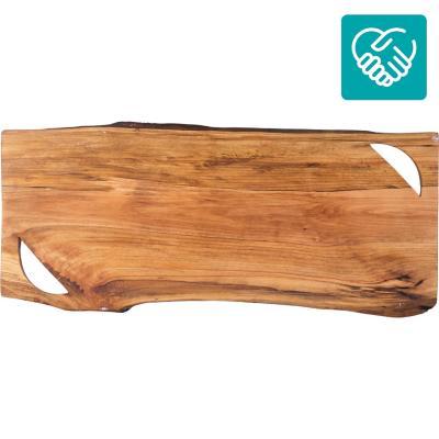 Tabla para picar madera 80x30 cm