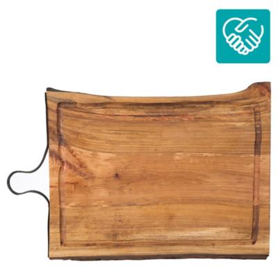 Tabla para picar madera 45x35 cm
