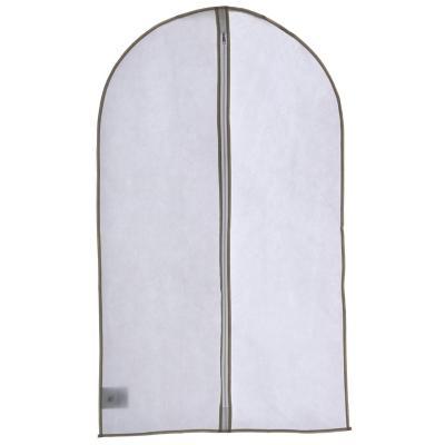 Funda para ropa 60x100 cm blanca