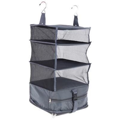 Organizador maleta clóset portatil 30x30x64 cm