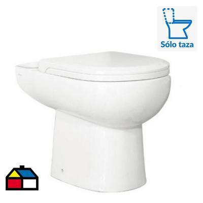 Taza WC Atos 6 litros Multidescarga