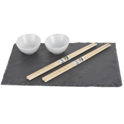 Set Amuse sushi rectangular 7 piezas