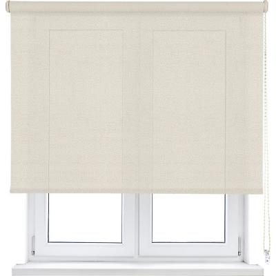 Cortina enrollable sun screen 105x250 cm gris