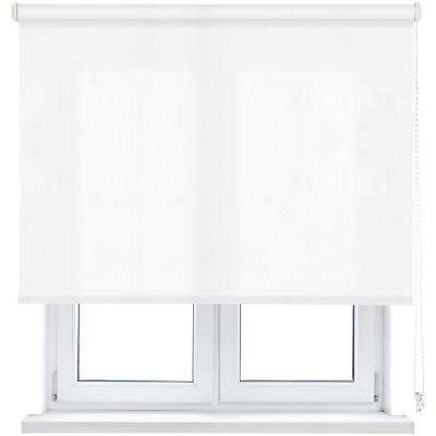 Cortina enrollable L2000 220x250 cm blanca