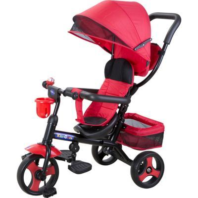 Triciclo 4 funciones rojo