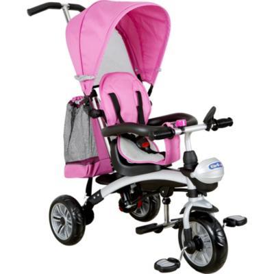 Triciclo 110x63x70 cm rosado