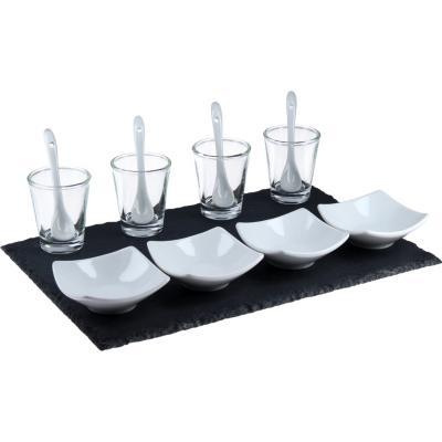 Set degustación 13 piezas rectangular
