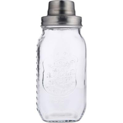 Coctelera 700 ml vidrio