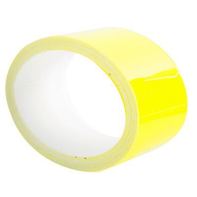 Cinta reflectante 4,6 m amarillo