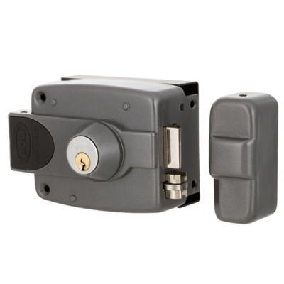 Cerradura Eléctrica 3010 con Control Remoto