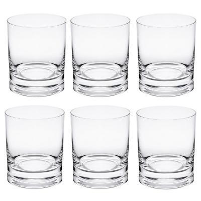 Set Vasos de Cristal 410 ml 6 Unidades