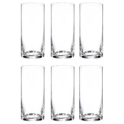 Set Vasos de Cristal 470 ml 6 Unidades