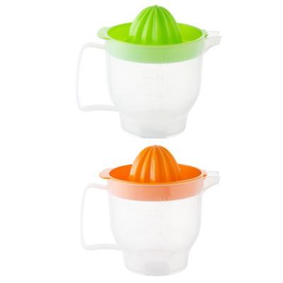 Jarro con exprimidor 0,5 litros naranjo