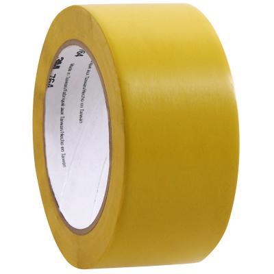 Cinta de delimitación amarillo