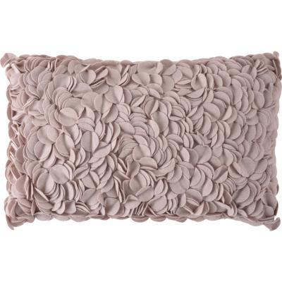 Cojín Jazz rosado 50x30 cm