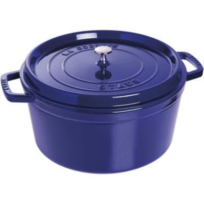 Cacerola de Hierro 30 cm 8,35 Lts Azul