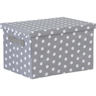 Caja puntos con tapa 36x26x22 cm