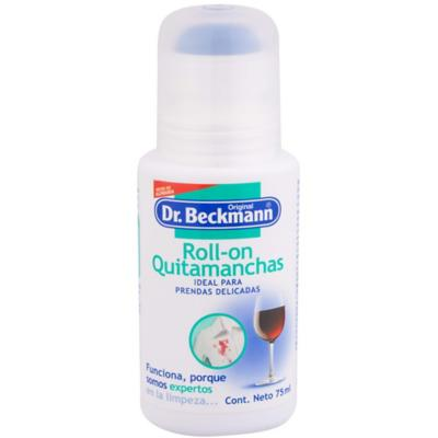 Quitamanchas en roll on 75 ml botella