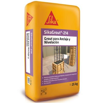 Sika grout 214  saco 25 kg