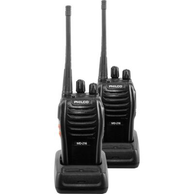 Kit radio transmisor portátil