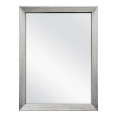Espejo Antiempañante para baño 54,2x72 cm Gris
