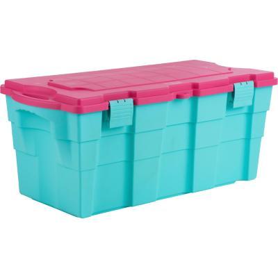 Baúl organizador 100 litros 40x45x94 cm