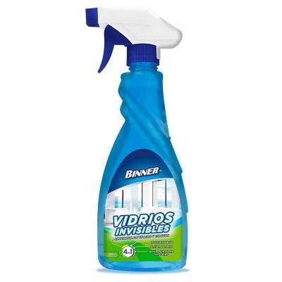 Limpia vidrios antiempañante en spray 500 ml