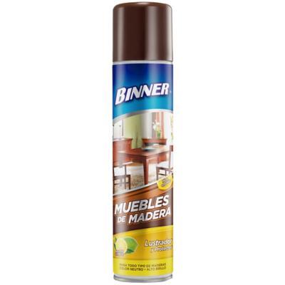 Lustra muebles 400 ml spray